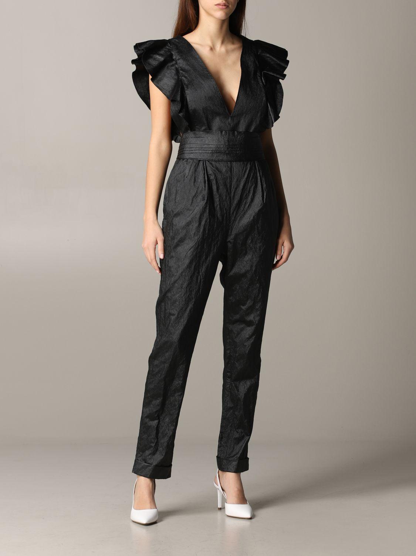 Dress women Philosophy Di Lorenzo Serafini black 1