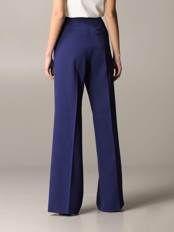 Pants women Philosophy Di Lorenzo Serafini blue 3