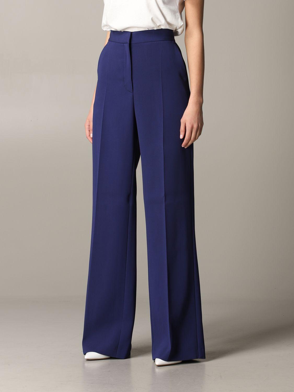 Pants women Philosophy Di Lorenzo Serafini blue 4