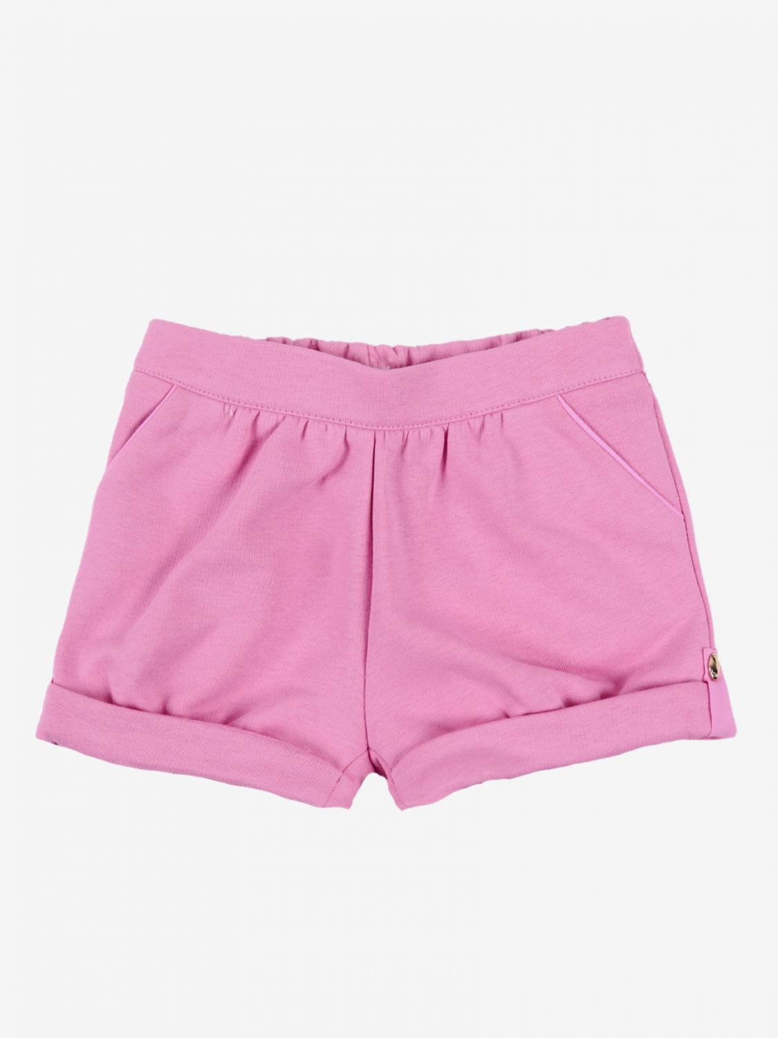 Short Chloé: Chloé basic shorts fuchsia 1