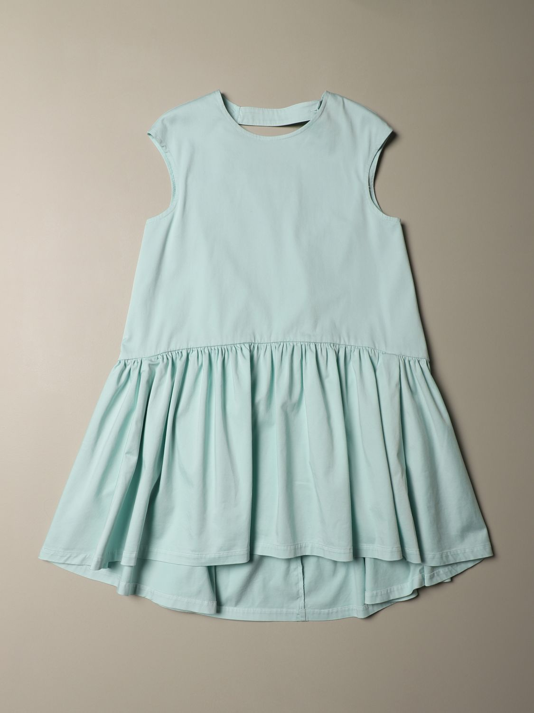 Dress Dondup: Dress kids Dondup water 1