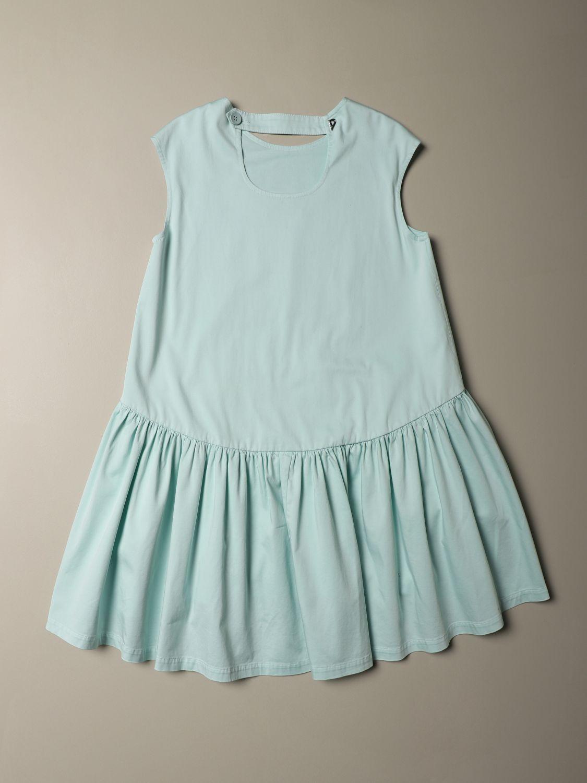 Dress Dondup: Dress kids Dondup water 2