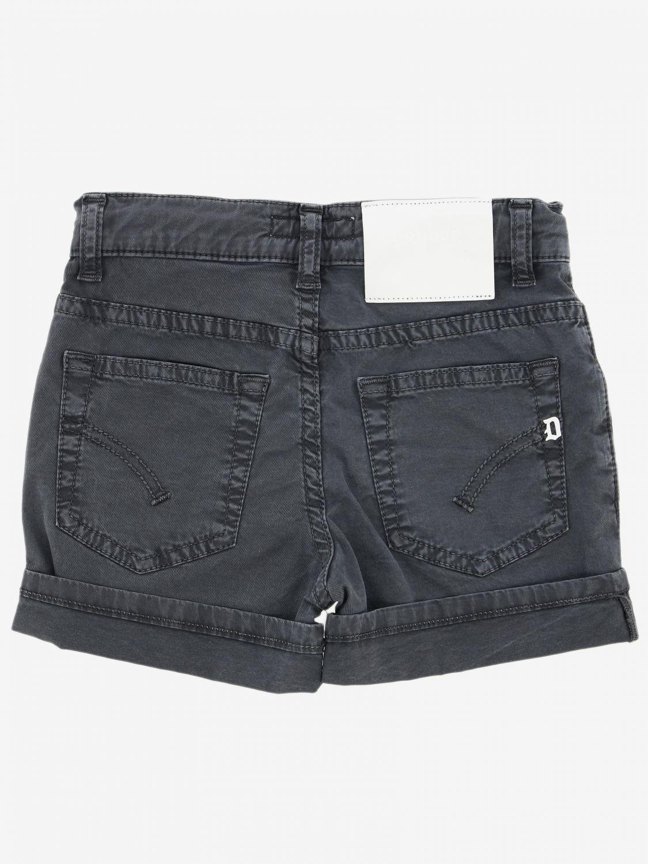 Pantaloncino Dondup: Pantaloncino Dondup a 5 tasche nero 2