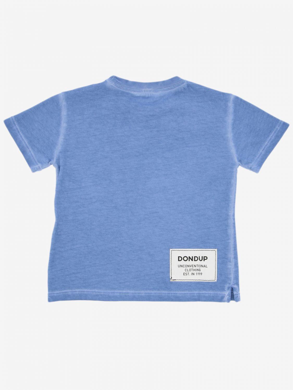 Dondup T-Shirt indigo 2