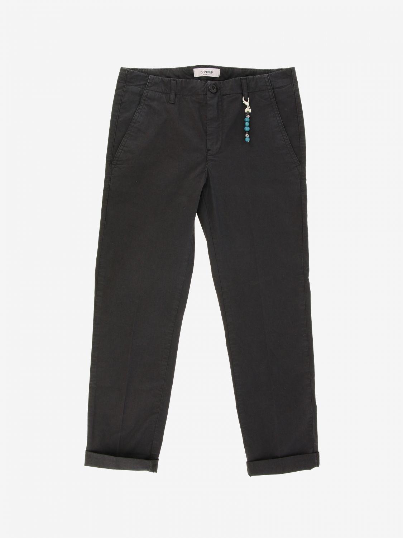 Trousers kids Dondup black 1