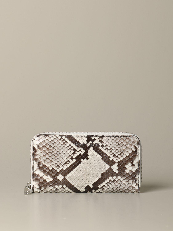 Wallet women Orciani grey 1