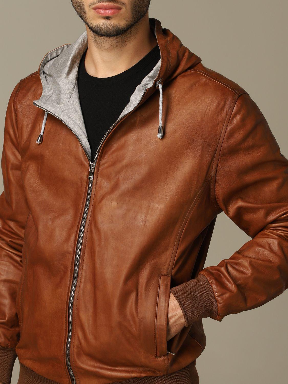 Jacket Barba Napoli: Jacket men Barba Napoli hazel 3