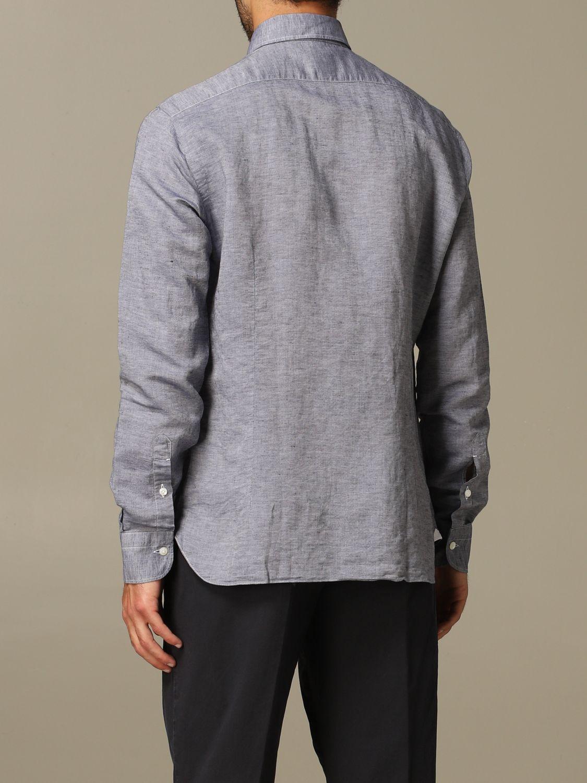 Рубашка Мужское Dandy Life серо-бежевый 2