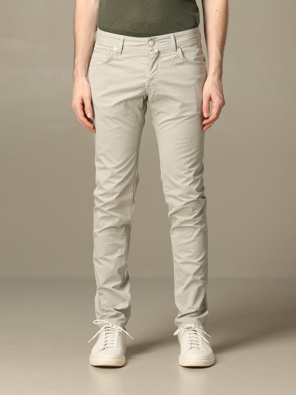 Pants Jacob Cohen: Pants men Jacob Cohen grey 1