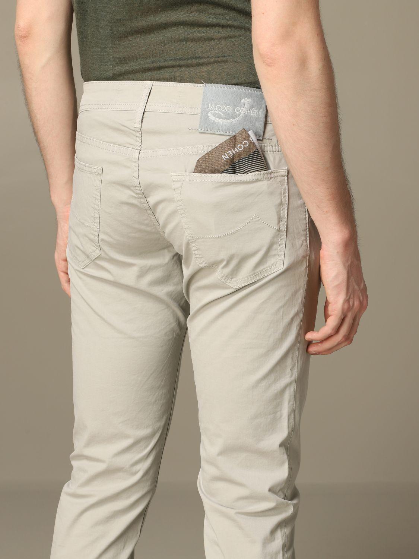 Pants Jacob Cohen: Pants men Jacob Cohen grey 3