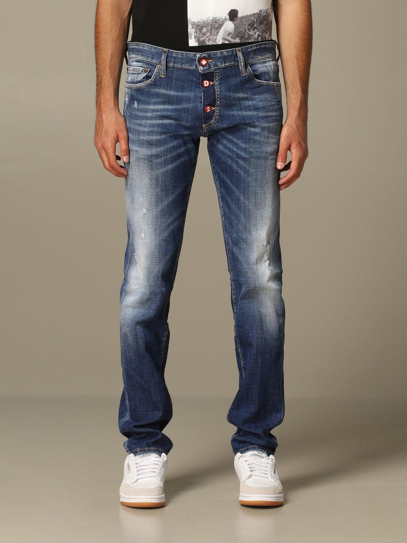 Jeans homme Dsquared2 denim 1