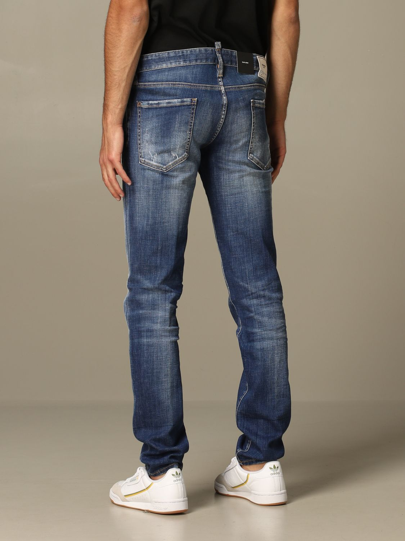 Jeans homme Dsquared2 denim 2