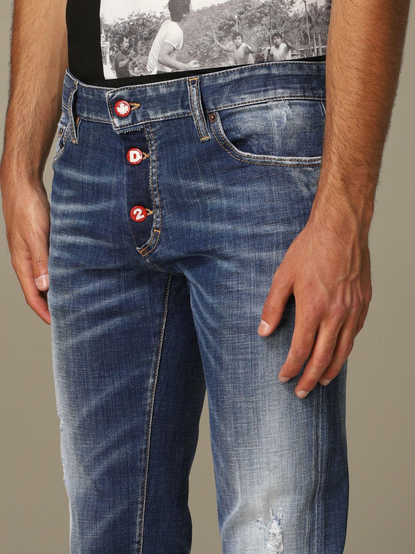Jeans homme Dsquared2 denim 3