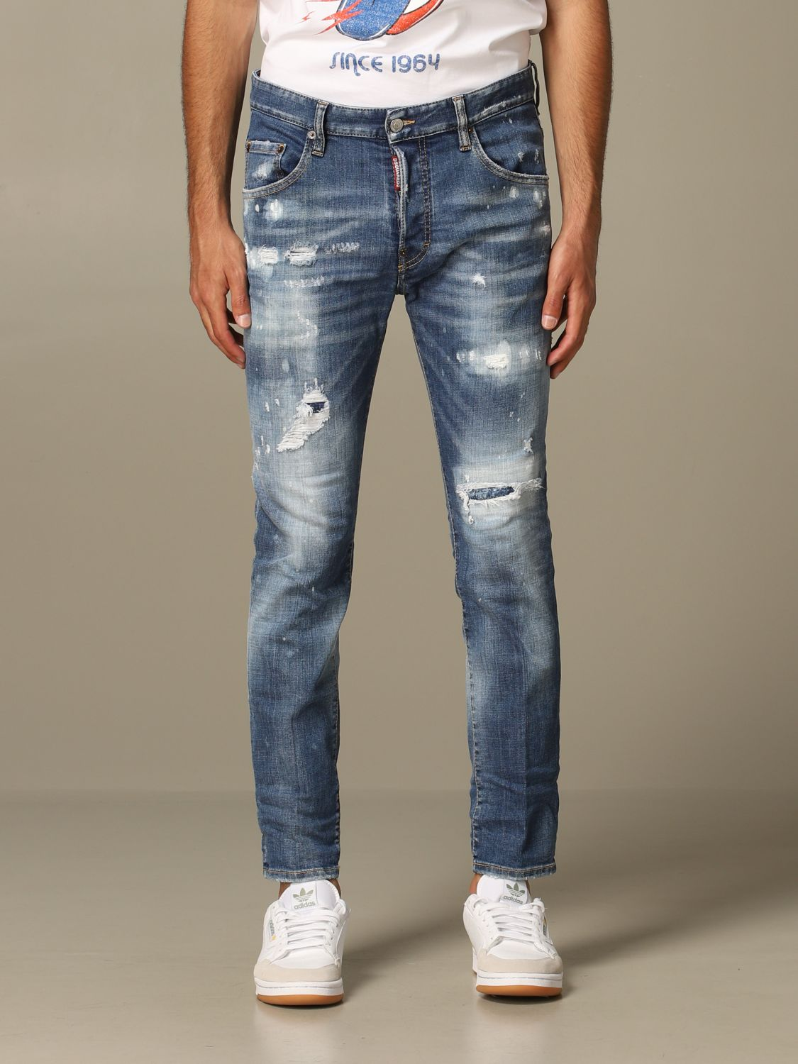 Jeans homme Dsquared2 denim 1