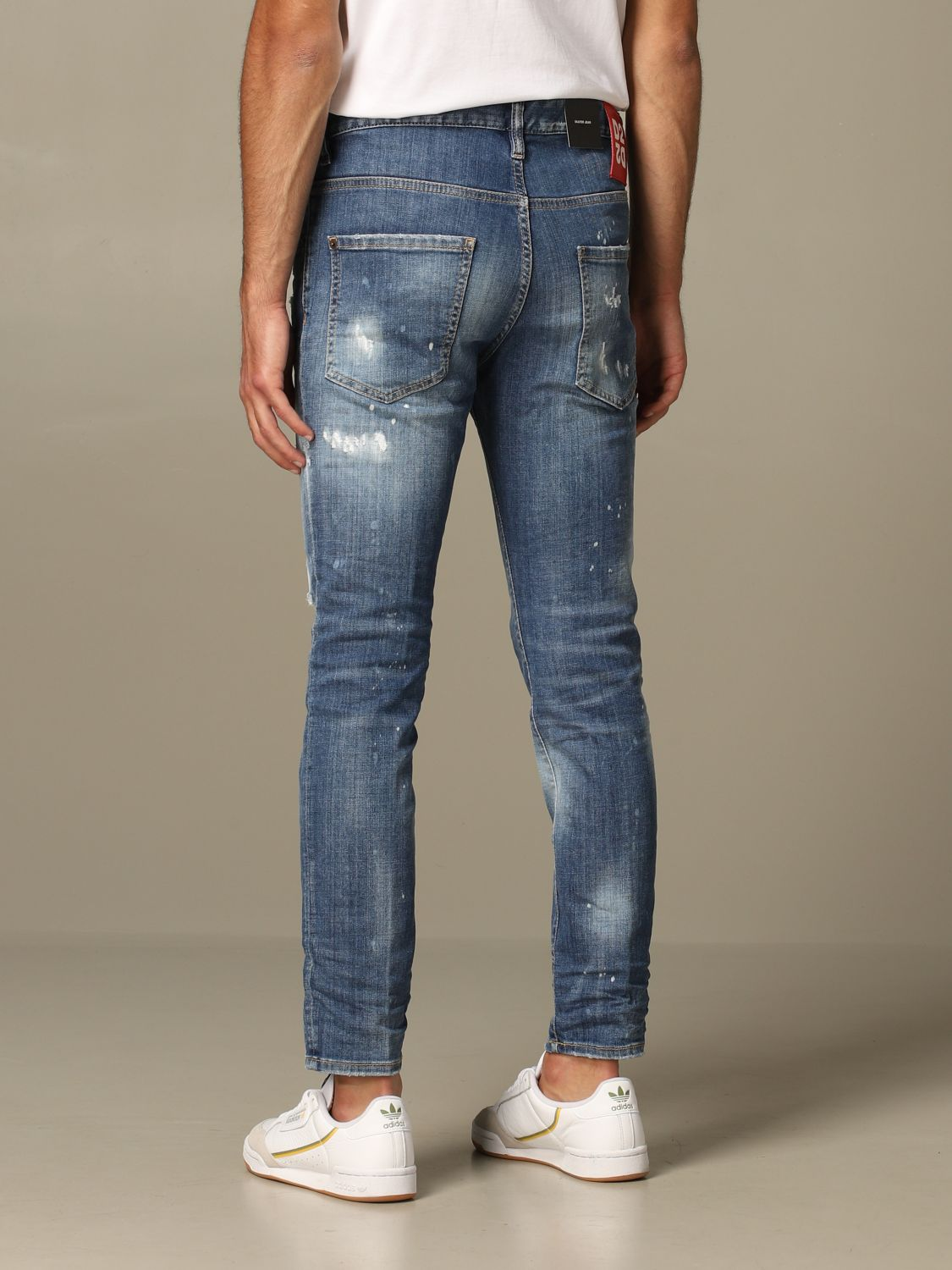 Jeans homme Dsquared2 denim 2