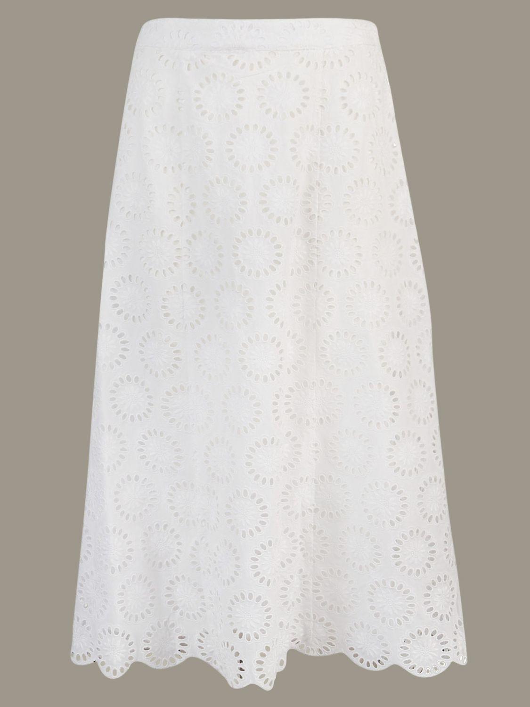 Michael Michael Kors 桑加罗半身裙 白色 1