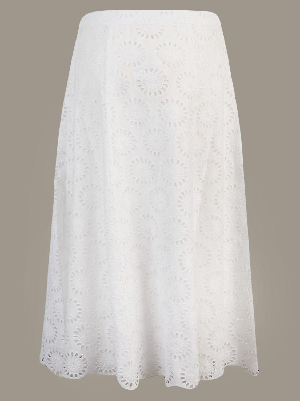 Michael Michael Kors 桑加罗半身裙 白色 2