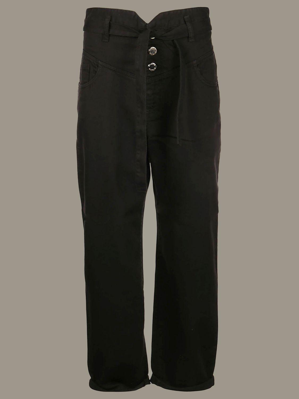 Trousers women Pinko black 1