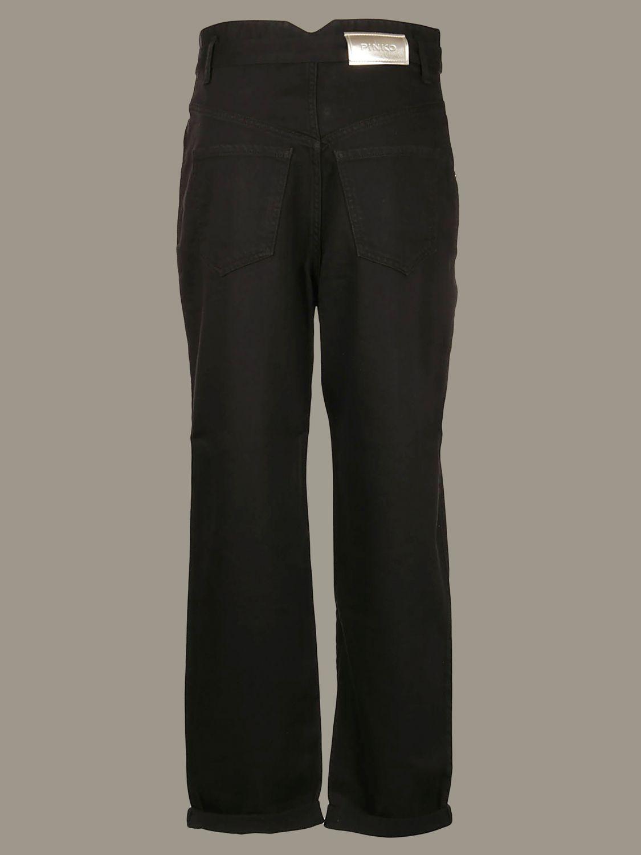 Trousers women Pinko black 2