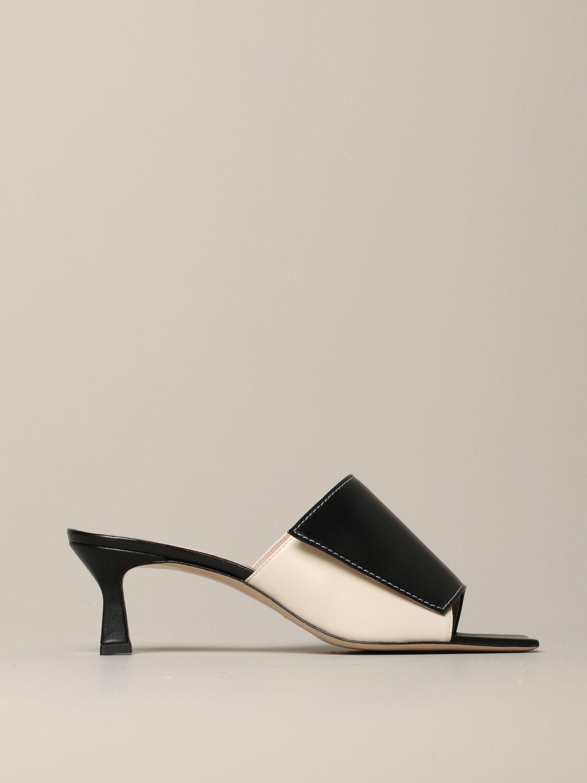 Flat shoes women Wandler black 1