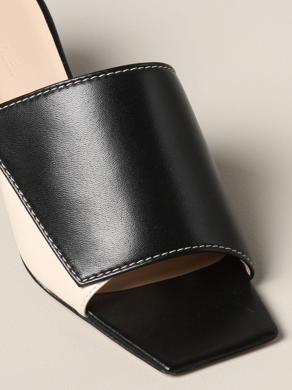 Flat shoes women Wandler black 4