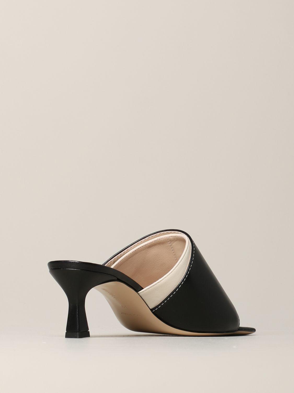 Flat shoes women Wandler black 5