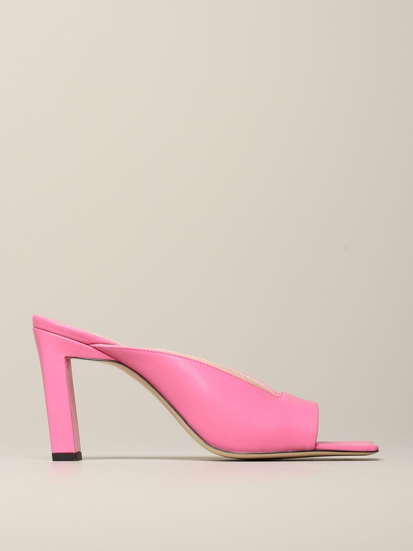 Flat shoes women Wandler pink 1