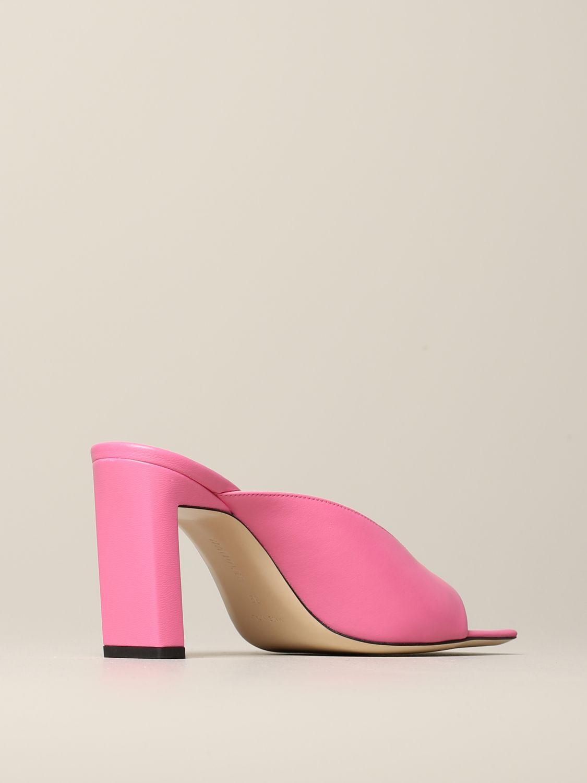 Flat shoes women Wandler pink 5