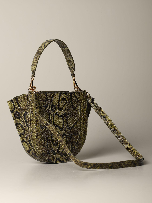 手提包 女士 Wandler 绿色 2