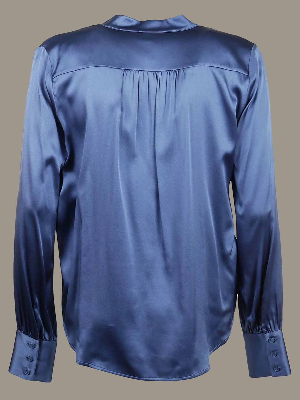 Jumper women Pinko blue 2