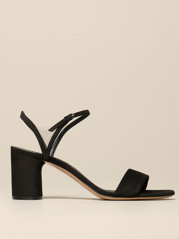 Heeled sandals women Casadei black 1