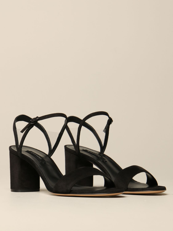 Heeled sandals women Casadei black 2