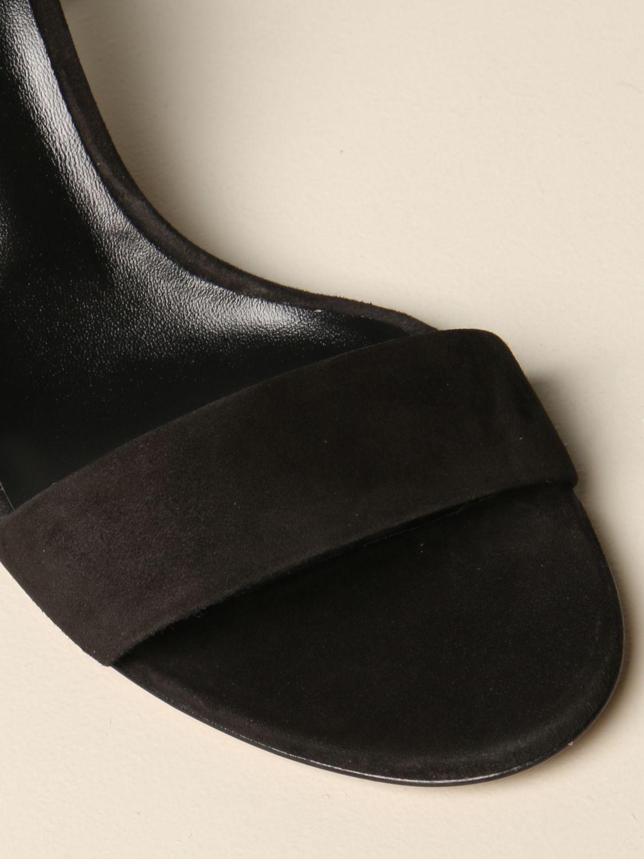 Heeled sandals women Casadei black 4