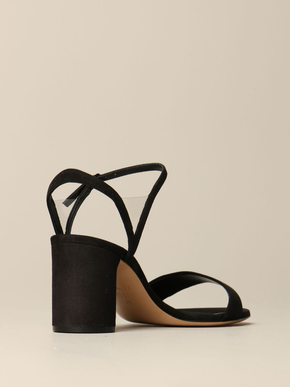 Heeled sandals women Casadei black 5
