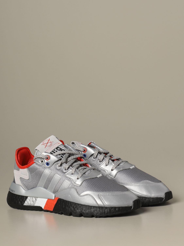 Trainers Adidas Originals: Trainers men Adidas Originals silver 2