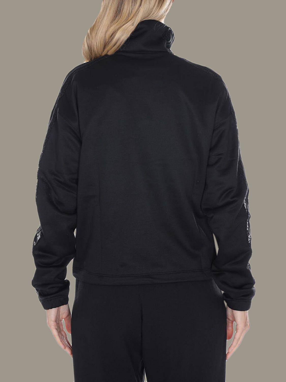 Sweatshirt Adidas Originals: Sweatshirt women Adidas Originals black 3