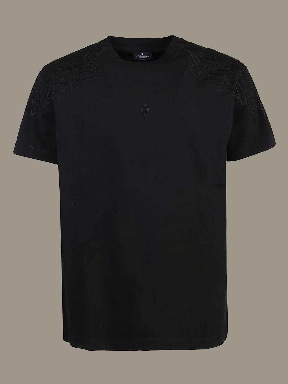 T恤 男士 Marcelo Burlon 黑色 1