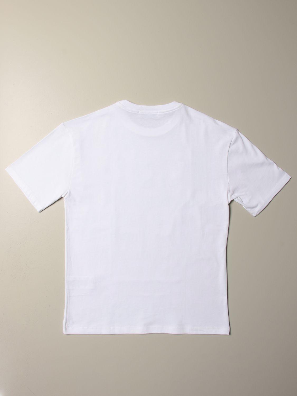 T-shirt Alberta Ferretti Junior: T-shirt kids Alberta Ferretti Junior white 2