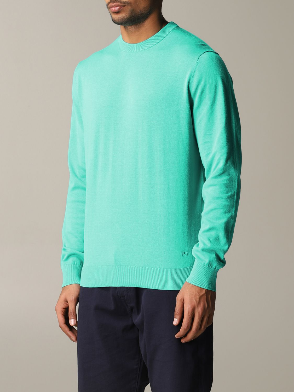 Jumper men Paul Smith London sea 4