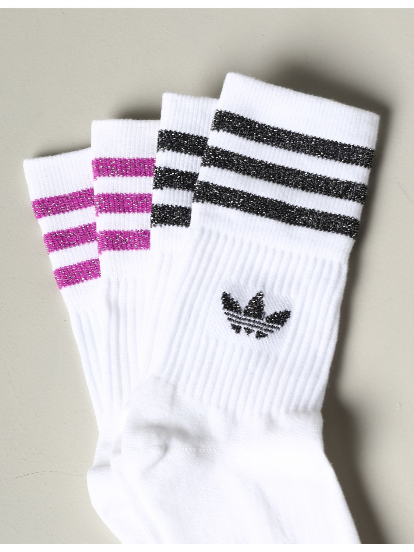 Adidas Originals 袜子套装 黑色 2