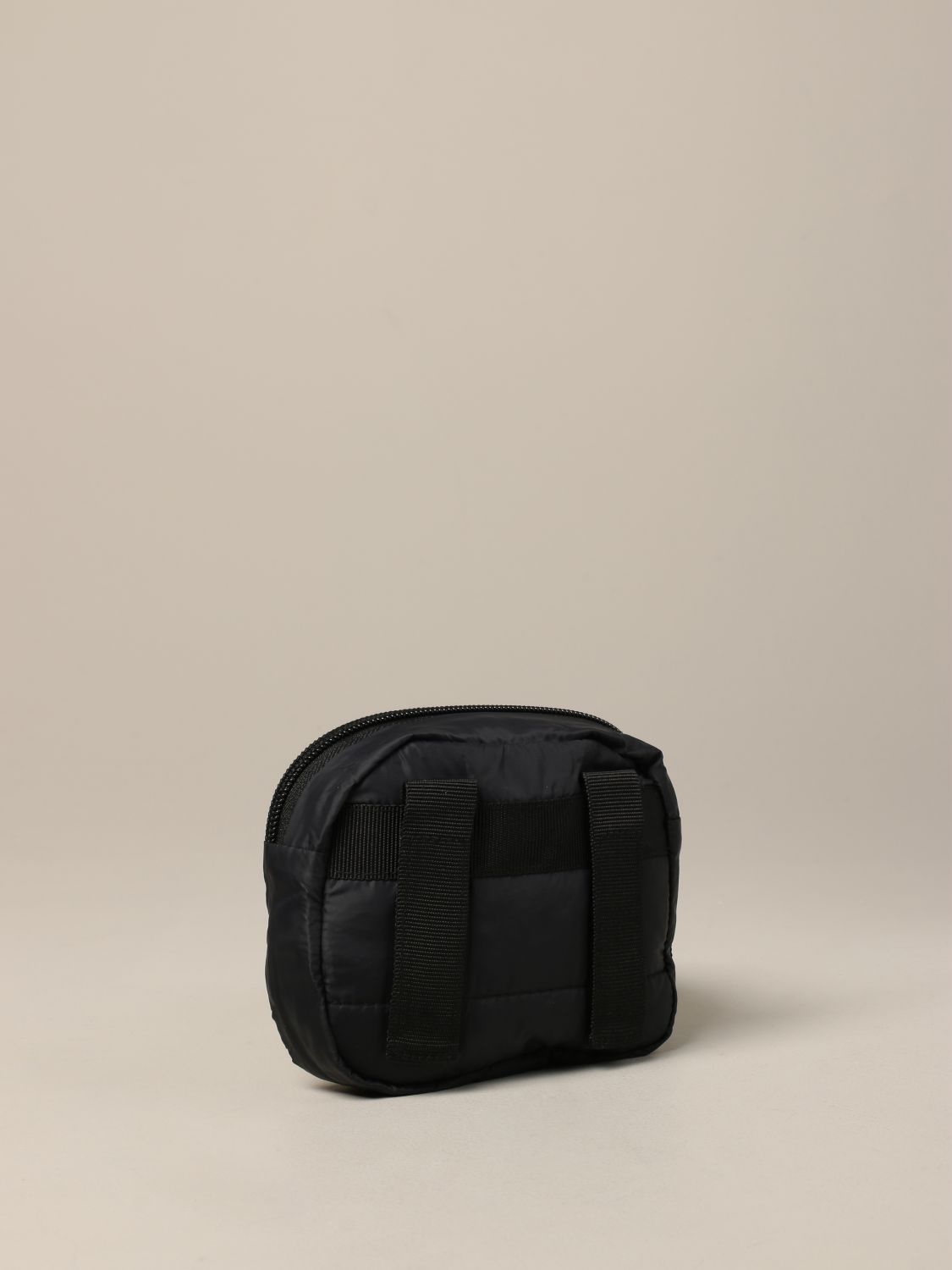 Colmar nylon belt bag with logo black 2