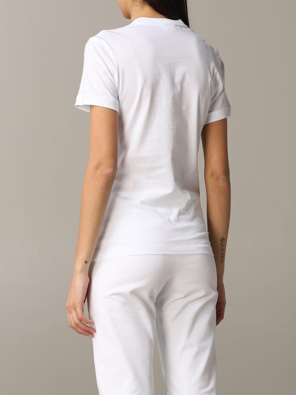 T-Shirt Colmar: T-shirt women Colmar white 4