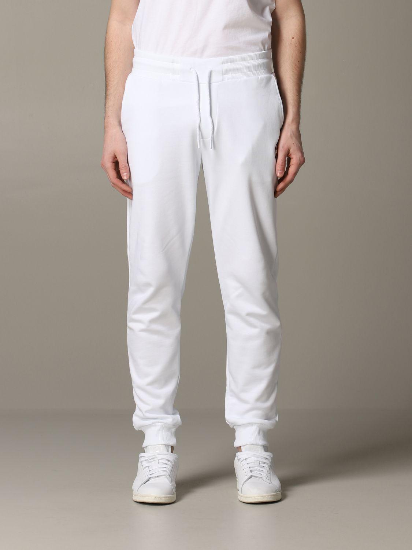 Pantalon de jogging Colmar avec logo blanc 1