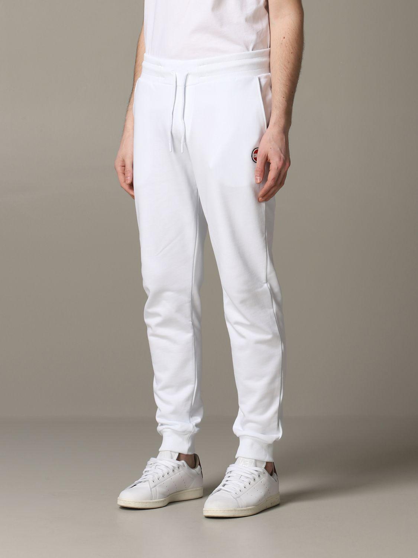 Pantalon de jogging Colmar avec logo blanc 2