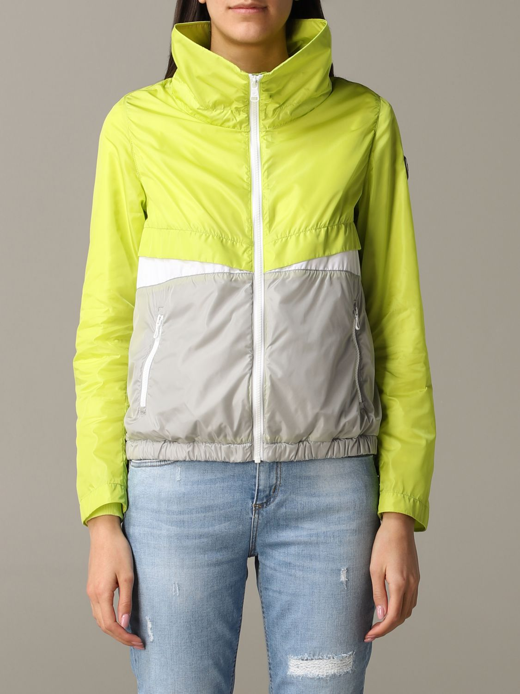 Jacket Colmar: Jacket women Colmar yellow 1