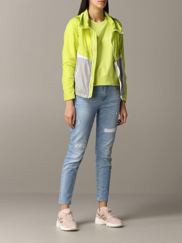 Jacket Colmar: Jacket women Colmar yellow 2