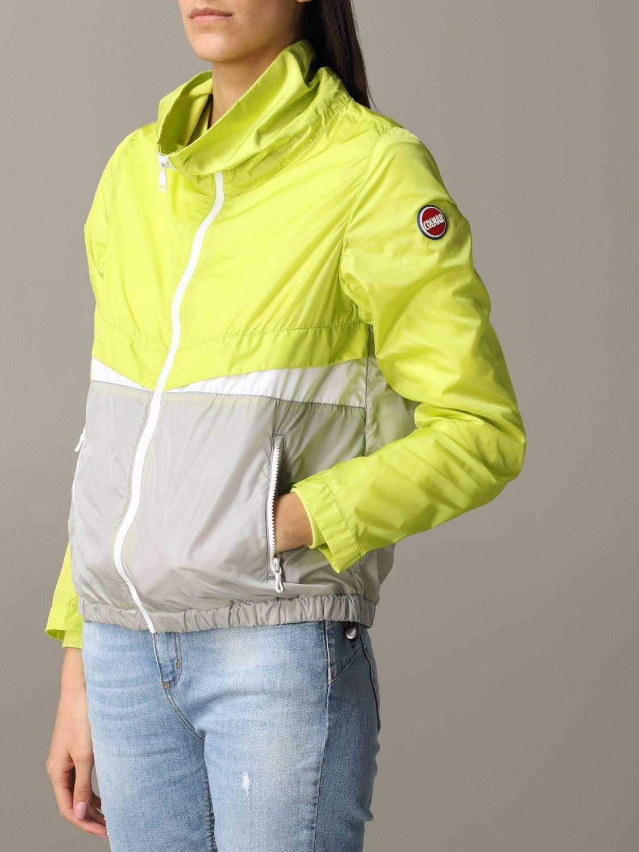 Jacket Colmar: Jacket women Colmar yellow 5