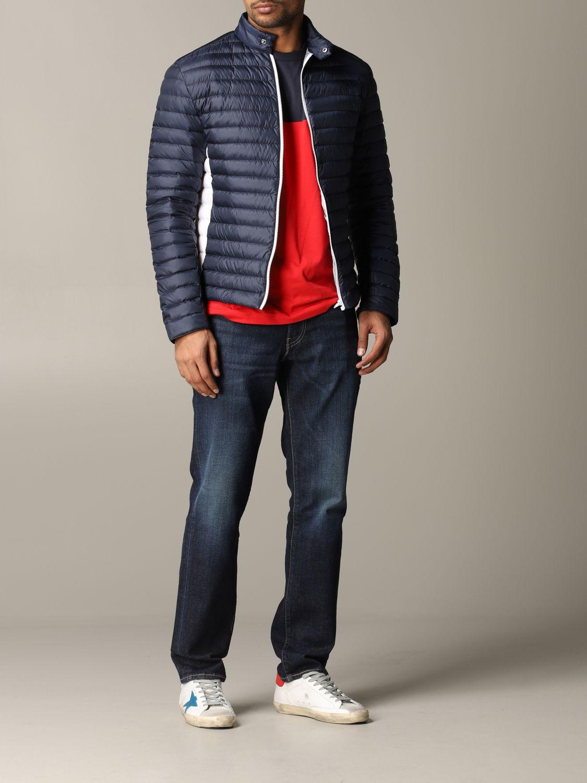 Jacke herren Colmar blau 2