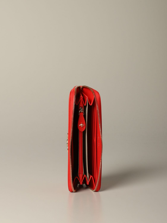Wallet women Pinko red 2