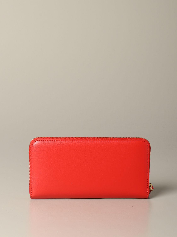 Wallet women Pinko red 3
